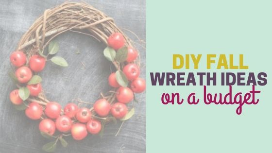DIY Fall Wreath Ideas on a Budget