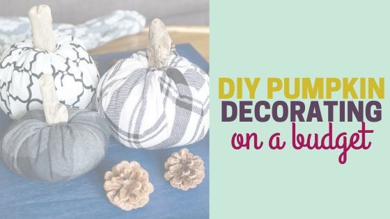 DIY Pumpkin Decor Ideas | Fall Decor on a Budget