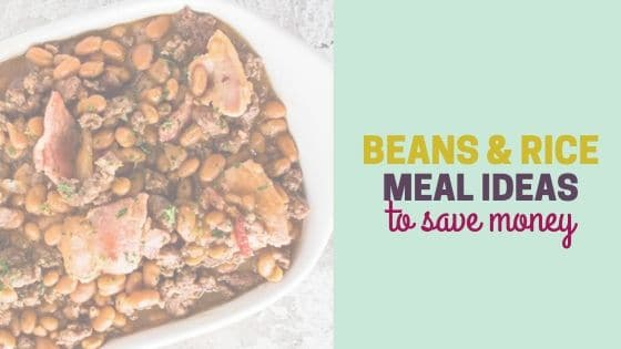 19 Beans and Rice Recipes to Save Money