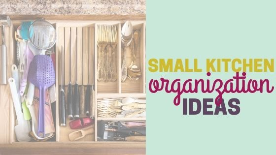Small Kitchen Ideas | Storage Solutions and Hacks