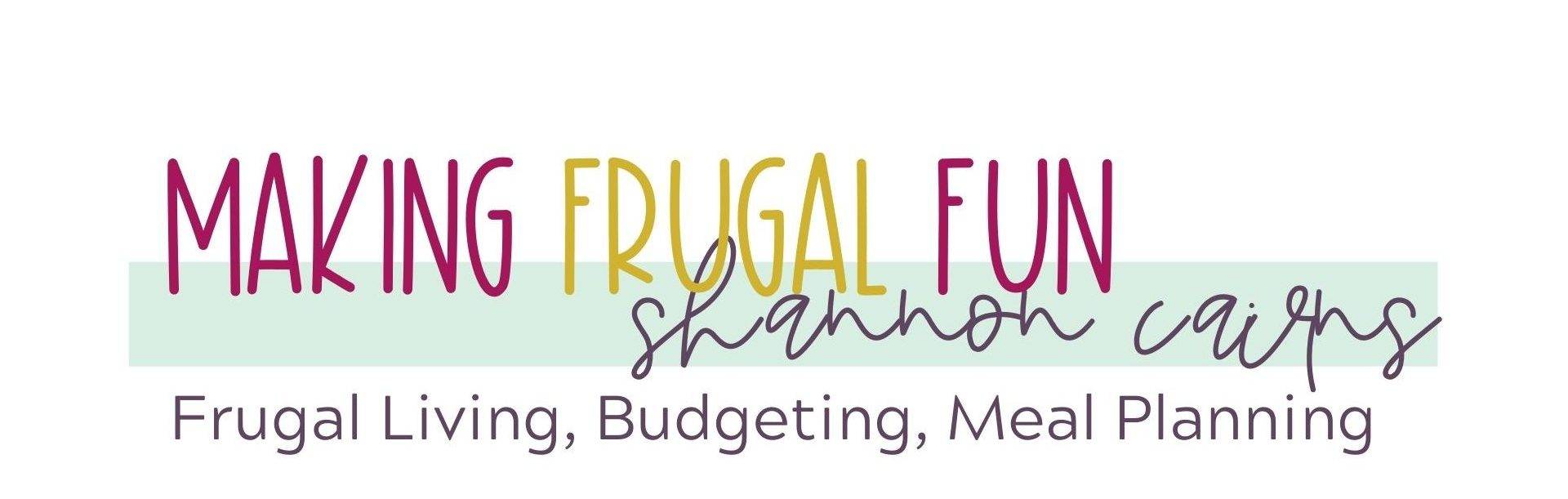 Making Frugal FUN