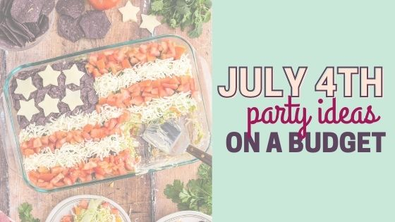 50 Easy DIY July 4th Party Ideas on a Budget
